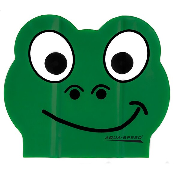 Czepek Aqua-speed Zoo Latex Frog 116