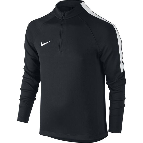 BLUZA NIKE M DRILL TOP SQUAD JUNIOR 807245 010