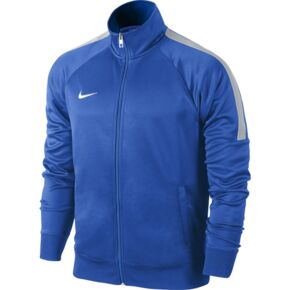 BLUZA NIKE TEAM CLUB TRAINER niebieska 658683 463