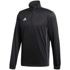 Bluza adidas Core 18 Training Top czarna CE9026