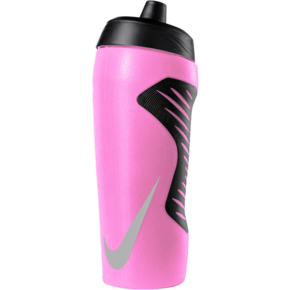 Bidon Nike Hyperfuel Water Bottle 530 ml różowo-czarny N317768218