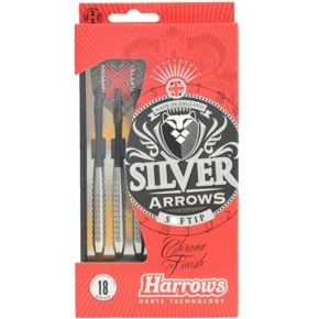 HARROWS RZUTKI SOFTIP SILVER ARROW 18g