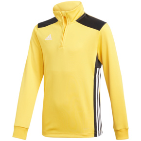 Bluza adidas Regista 18 Training JR żółta DJ1841