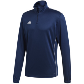 Bluza adidas CORE 18 TRAINING TOP granatowa CV3997