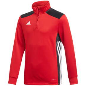 Bluza adidas Regista 18 Training JR czerwona CZ8656